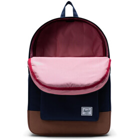 Herschel Heritage Backpack peacoat/saddle brown
